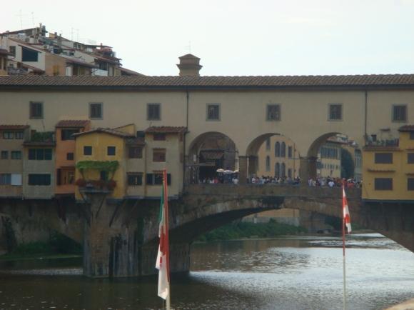 Ponte Vecchio- Florence